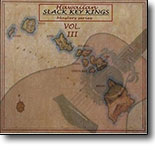 Various Artists - Hawaiian Slack Key Kings Vol. 3