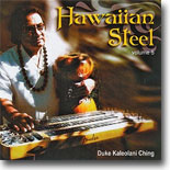 Hawaiian Steel - Vol. 5 : Duke Kaleolani Ching
