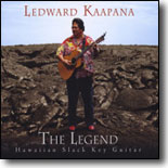 Ledward Kaapana - The Legend
