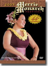 Merrie Monarch Festival - 2007 - 44th Annual (3 DVD Set)