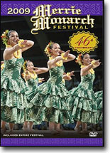 Merrie Monarch Festival - 2009 - 46th Annual (4 DVD Set)