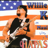 Willie K - Live at HAPA'S