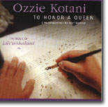 Ozzie Kotani - To Honor A Queen