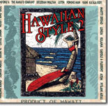 Various Artists - Hawaiian Style Music Vol. 2