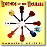 Various Artists - Legends Of The Ukulele