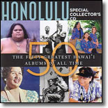 Various Artists - The Fifty Greatest Hawai`i Albums Of All Time