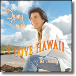 DANNY COUCH - I LOVE HAWAII
