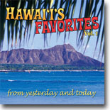 VARIOUS ARTISTS - HAWAI`I'S FAVORITES  VOL 1 From Yesterday and Today