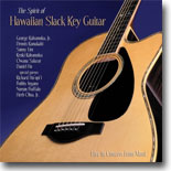 Spirit of Hawaiian Slack Key Guitar